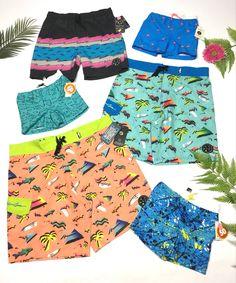 Shorts coloridos ideales para este año, el verano es hoy Color Azul Rey, Color Beige Claro, Trunks, Swimwear, Fashion, Thin Thighs, Side Bags, Summer Time, Moda