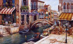 John Patrick O'Brien Venezia