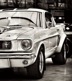 Dream car - '67 Shelby mustang