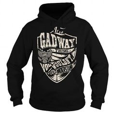 I Love Its a GADWAY Thing (Eagle) - Last Name, Surname T-Shirt Shirts & Tees