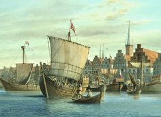 Mary Ann Bernal: History Trivia - Hanseatic League approves war against Denmark and Norway