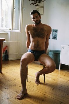 I Love Young Hairy Men