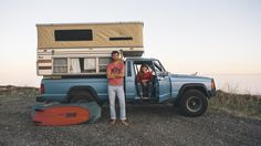 We asked photographer Jeff Clark, who travels around in his customized Sprinter, to document a few of the best rigs and personalities he came across while spending the summer on the California highways.