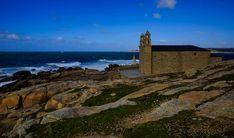 Virxe da Barca. Muxía. (A Coruña).