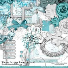 Winter+Artistry+Element+Pack
