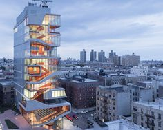 vagelos education center by diller scofidio + renfro opens in new york
