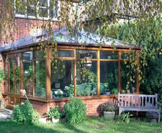 DIY Conservatory Do It Yourself Conservatories | Oak Conservatories