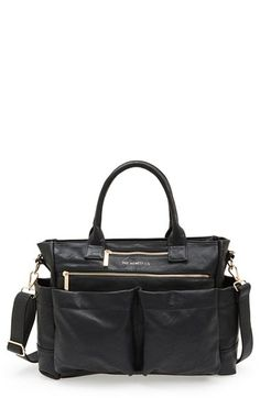 The Honest Company 'Everything' Vegan Leather Diaper Bag available at #Nordstrom