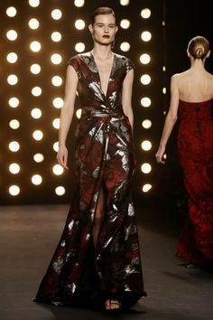 Mis Queridas Fashionistas: Naeem Khan Ready To Wear Fall/Winter 2014 - New York Fashion Week