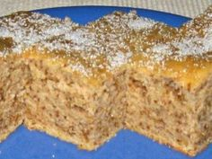 My Recipes, Cookie Recipes, Favorite Recipes, Hungarian Cake, Almond Cakes, Banana Bread, French Toast, Muffin, Food And Drink