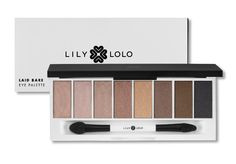 """I been eyeballing the Lily Lolo """"Laid Bare"""" pallette for a while... it's vegan, natural, and CF."""