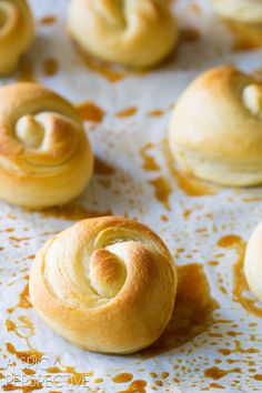 So Darn Good - The Best Yeast Rolls Recipe - Light, airy, and kissed with honey!