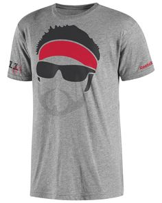 Love this t-shirt!  Rich Froning Jr. is the man!  UPDATE:  Had to pick up this shirt when I bought some the new Reebok Nano 2.0s.  Sweet!