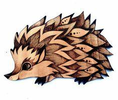 ♡ A beautiful wood ornament ♡