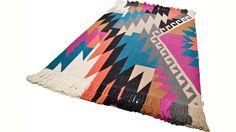 Jetzt Teppich, Tom Tailor, »Funky Kelim«, handgearbeitet, Wolle günstig im cnouch Online Shop bestellen