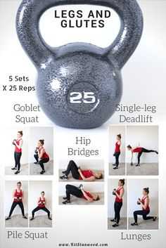 Powerful leg and buttock muscles Kettlebell Workout Circuit - # 2 . - Powerful leg and buttock muscles kettlebell workout circuit – # - Fitness Workouts, Kettlebell Workout Routines, Fitness Hacks, At Home Workouts, Workout Circuit, Fitness Motivation, Health Fitness, Kettlebell Cardio, Kettlebell Challenge