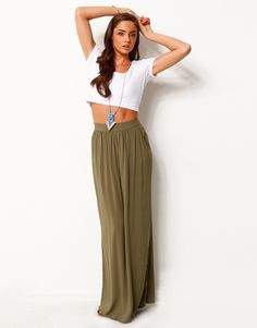 SIDE POCKET MAXI SKIRT - GATHERED MAXI SKIRT WITH SIDE POCKETS AND ZIPPER - Maxi Skirts