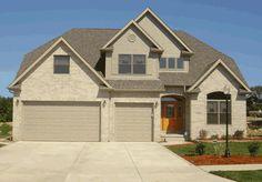 #655708 -2575 sq. ft. Beautiful 4 bedroom 3.5 bath 2 story plan : House Plans, Floor Plans, Home Plans, Plan It at HousePlanIt.com