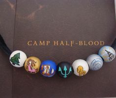 Annabeth necklace camp half blood necklace