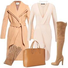 4fd34d2eb0 Il classico intramontabile: outfit donna Trendy per ufficio e tutti i  giorni   Bantoa