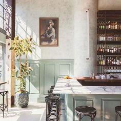 Cafe Birdie - The Best Design-Savvy Bars On Insta - Photos