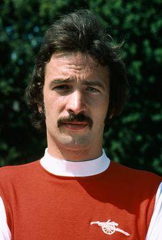 Arsenal Players, Arsenal Fc, Arsenal Football, Football Shirts, Football Players, Stock Pictures, Stock Photos, Image Collection, 1970s