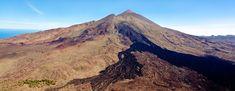 Geology Mount Teide, Tenerife Tenerife, World Heritage Sites, Geology, Mount Rainier, Places To Go, National Parks, Spain, Travel, Tourism