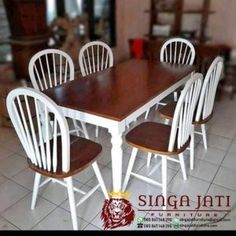 Jual Meja Makan Antik Kayu Jati Utuh Dining Chairs, Furniture, Home Decor, Decoration Home, Room Decor, Dining Chair, Home Furniture, Interior Design, Home Interiors