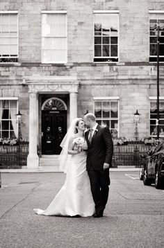 A kiss can beautify souls hearts and thoughts ~ Author Unknown ~   Wedding at Chandos House #wedding #weddingvenue #bride