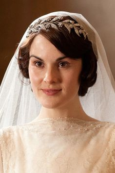 You Can Get Married in Lady Mary Crawley's Tiara!