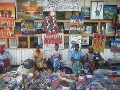 Maasai Market, Arusha, Tanzania