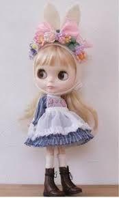 「ブライス フラメンコ風ドレスの髪飾り」の画像検索結果