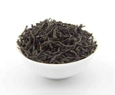 KEEMUN BLACK: RICH, SMOOTH FLAVOR with SMOKY AROMA: perhaps the most famous black tea of all, the Keemun is synonymous with black tea. The small and neat dried leaves brew beautifully amber red tea liquor with a mellow and smooth flavor.