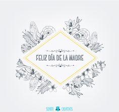 15 láminas creativas para felicitar el Día de la Madre