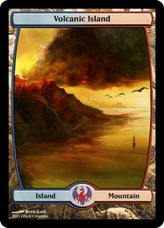 Volcanic Island Proxy
