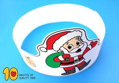 christmas projects for kids Christmas Projects For Kids, Fireman Hat, Hat Template, Paper Crowns, Online Journal, Community Helpers, Christmas Printables, Santa, Science