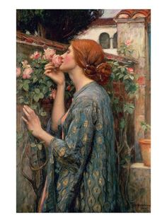 The Soul of the Rose Stampa giclée