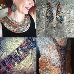 #bohemian #necklace #bracelet #eqrrings #handmade #fashion #accesories #unique #jewelry #lifestyle