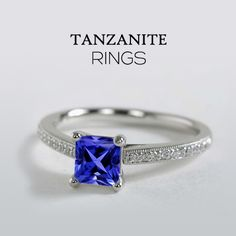 I love jewelry with a hidden meaning behind the design! toptanzanite.com #tanzaniterings