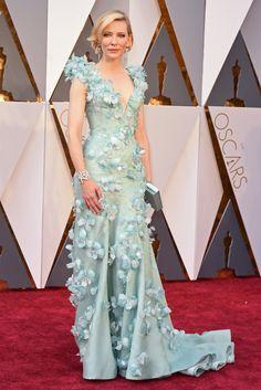 Cate Blanchett 2016 Academy Awards
