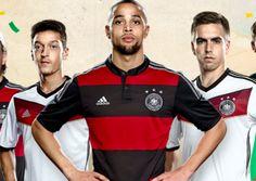 Adidas Auswärtstrikot German Nation Team