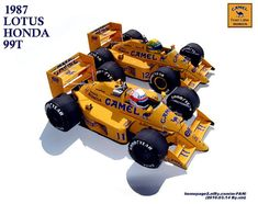 This paper model is designed by Sin, and this papercraft is from nifty. The Lotus was a Formula One car designed by Gérard Ducarouge for Lotus Paper Model Car, Paper Car, Paper Models, Cardboard Toys, Paper Toys, Paper Crafts, Honda, Paper Magic, F1 Racing