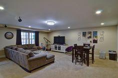 Basement bonus rooms Design Ideas, Pictures, Remodel and Decor