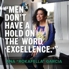"Breakdancing was a boys' club until she broke into the circle. WATCh Ana ""Rokafella"" Garcia's story!"
