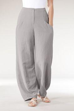 Pantalos bolsa plomo