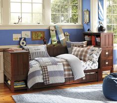 The Riley modular furniture collection is my favorite PBK set. Too bad it's discontinued.