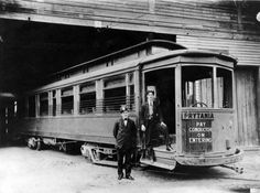 New Orleans streetcar at Arabella Station, now a Whole Foods
