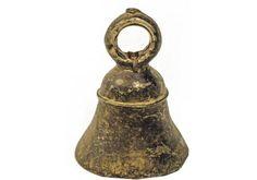 Tömzsi réz harang Decorative Bells, Rustic, Antiques, Accessories, Home Decor, Country Primitive, Antiquities, Antique, Decoration Home