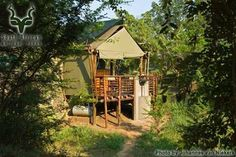 KNP - Lower Sabie - Tented Camp