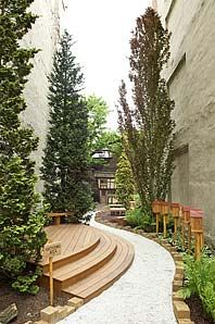 side door and side of the house inspirational garden ideas